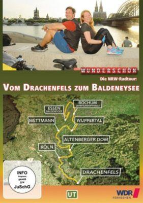 Vom Drachenfels zum Baldeneysee - Die NRW-Radtour, 1 DWD