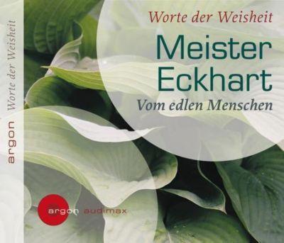 Vom edlen Menschen, 1 Audio-CD, Ludwig Marcuse