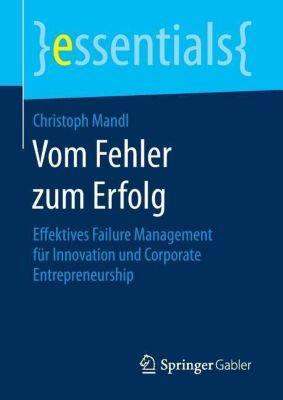 Vom Fehler zum Erfolg, Christoph Mandl