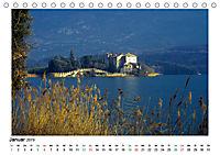 Vom Gardasee bis Mittelitalien (Tischkalender 2019 DIN A5 quer) - Produktdetailbild 1