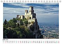 Vom Gardasee bis Mittelitalien (Tischkalender 2019 DIN A5 quer) - Produktdetailbild 6