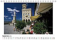 Vom Gardasee bis Mittelitalien (Tischkalender 2019 DIN A5 quer) - Produktdetailbild 9