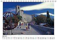 Vom Gardasee bis Mittelitalien (Tischkalender 2019 DIN A5 quer) - Produktdetailbild 7