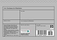 Vom Gardasee bis Mittelitalien (Tischkalender 2019 DIN A5 quer) - Produktdetailbild 13