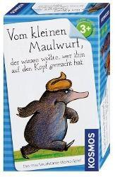 Vom kleinen Maulwurf, der wissen wollte, wer ihm auf den Kopf gemacht hat (Kinderspiel), Werner Holzwarth, Wolf Erlbruch