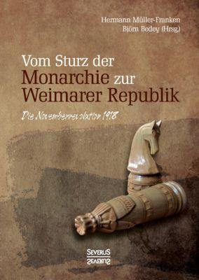 Vom Sturz der Monarchie zur Weimarer Republik, Hermann Müller-Franken