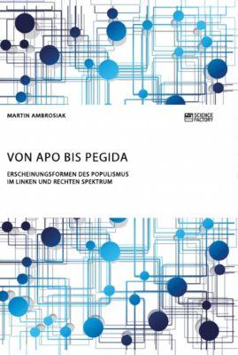 Von APO bis Pegida. Erscheinungsformen des Populismus im linken und rechten Spektrum, Manuel Wozniak