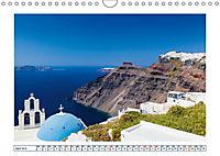 Von Athen bis Amorgos - Die Kykladen entdecken (Wandkalender 2019 DIN A4 quer) - Produktdetailbild 12