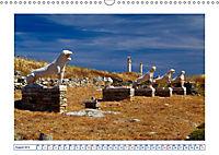 Von Athen bis Amorgos - Die Kykladen entdecken (Wandkalender 2019 DIN A3 quer) - Produktdetailbild 8