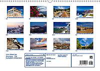 Von Athen bis Amorgos - Die Kykladen entdecken (Wandkalender 2019 DIN A3 quer) - Produktdetailbild 13