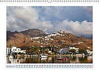 Von Athen bis Amorgos - Die Kykladen entdecken (Wandkalender 2019 DIN A3 quer) - Produktdetailbild 11