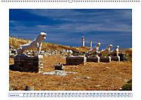 Von Athen bis Amorgos - Die Kykladen entdecken (Wandkalender 2019 DIN A2 quer) - Produktdetailbild 8