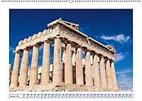 Von Athen bis Amorgos - Die Kykladen entdecken (Wandkalender 2019 DIN A2 quer) - Produktdetailbild 1