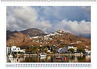 Von Athen bis Amorgos - Die Kykladen entdecken (Wandkalender 2019 DIN A2 quer) - Produktdetailbild 11