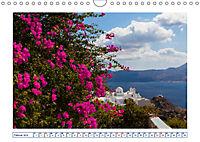 Von Athen bis Amorgos - Die Kykladen entdecken (Wandkalender 2019 DIN A4 quer) - Produktdetailbild 2