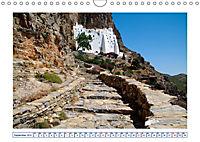 Von Athen bis Amorgos - Die Kykladen entdecken (Wandkalender 2019 DIN A4 quer) - Produktdetailbild 9
