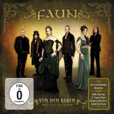 Von den Elben (Deluxe Edition, CD+DVD), Faun