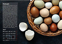 Von der Einzigartigkeit der Hühner (Wandkalender 2019 DIN A2 quer) - Produktdetailbild 4
