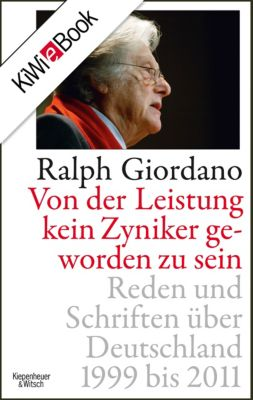 Von der Leistung kein Zyniker geworden zu sein, Ralph Giordano