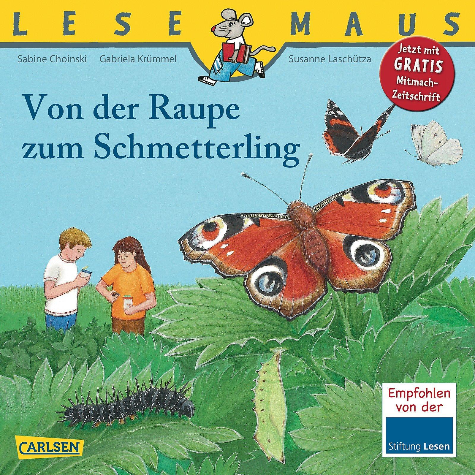 Von Der Raupe Zum Schmetterling Buch Bei Weltbildch Bestellen