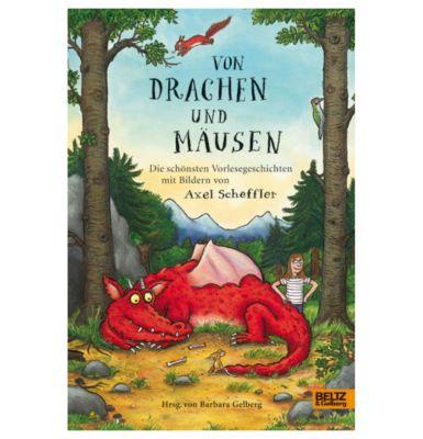 Von Drachen und Mäusen, Axel Scheffler