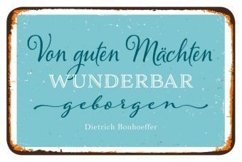 Von guten Mächten - Magnet, Dietrich Bonhoeffer