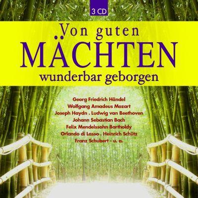 Von guten Mächten wunderbar geborgen (exklusive Edition), Diverse Interpreten
