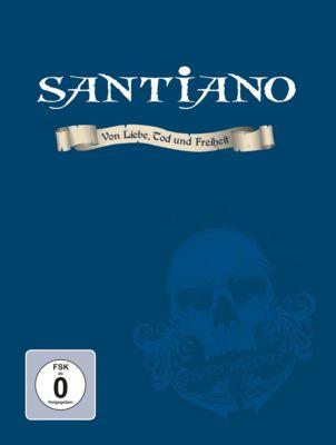 Von Liebe Tod und Freiheit (Limited Deluxe Fanbox), Santiano
