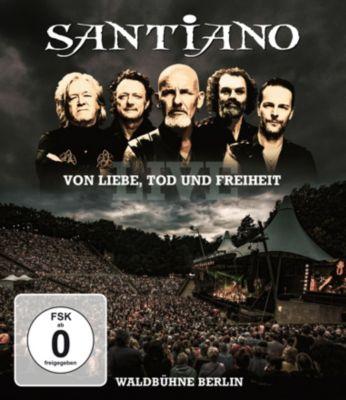 Von Liebe Tod und Freiheit - Live, Santiano
