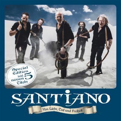 Von Liebe Tod und Freiheit (Special Edition), Santiano