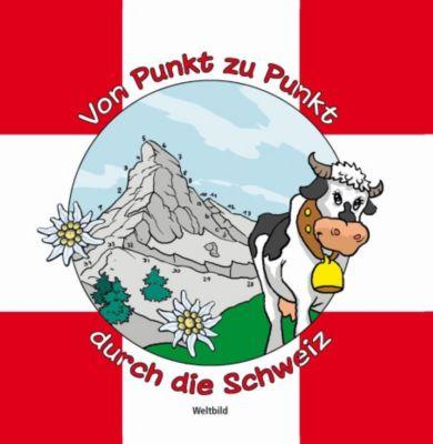Von Punkt zu Punkt durch die Schweiz