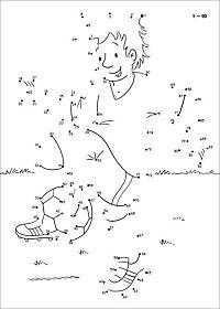 Von Punkt zu Punkt Fussball - Produktdetailbild 3