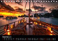Von Sapa Valley bis Halong Bay (Tischkalender 2019 DIN A5 quer) - Produktdetailbild 12