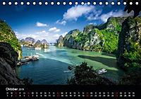 Von Sapa Valley bis Halong Bay (Tischkalender 2019 DIN A5 quer) - Produktdetailbild 10