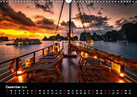 Von Sapa Valley bis Halong Bay (Wandkalender 2019 DIN A3 quer) - Produktdetailbild 12