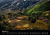 Von Sapa Valley bis Halong Bay (Wandkalender 2019 DIN A2 quer) - Produktdetailbild 2