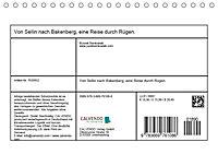 Von Sellin nach Bakenberg, eine Reise durch Rügen (Tischkalender 2019 DIN A5 quer) - Produktdetailbild 13