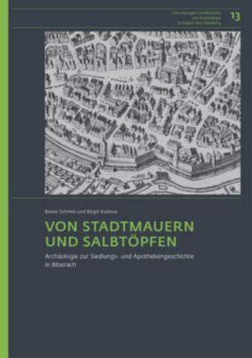 Von Stadtmauern und Salbtöpfen -  pdf epub