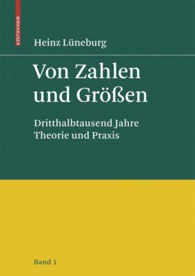 Von Zahlen und Größen, Heinz Lüneburg