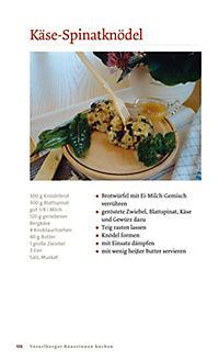 Vorarlberger Bäuerinnen kochen - Produktdetailbild 1