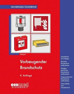 Vorbeugender Brandschutz, Hans Kemper