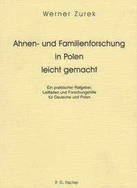 Vorfahren und Nachkommen der adligen deutsch-polnischen Familie Werner - Werner Zurek pdf epub