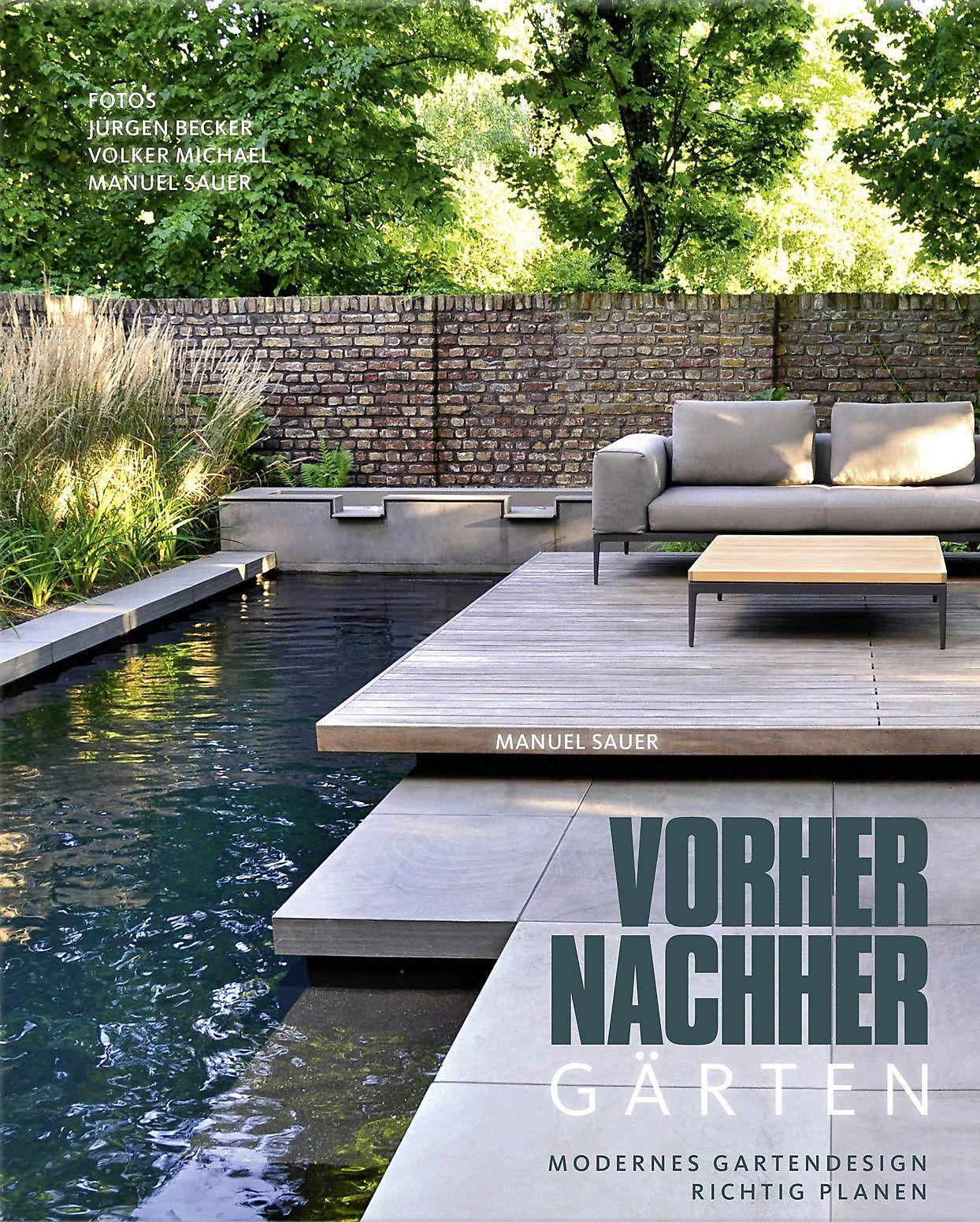 Vorher-nachher-Gärten Buch Von Manuel Sauer Portofrei
