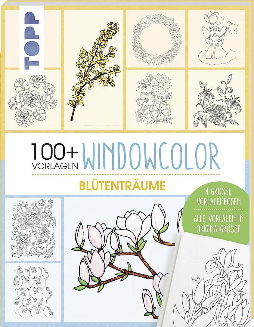 Uschi Window Color Malvorlagen Rom - x13 ein Bild zeichnen
