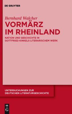 Vormärz im Rheinland, Bernhard Walcher