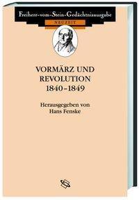 Vormärz und Revolution 1840-1849