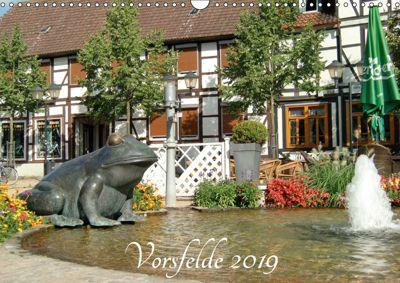 Vorsfelde 2019 (Wandkalender 2019 DIN A3 quer), Jens L. Heinrich