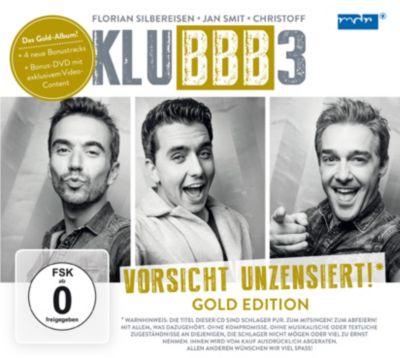 Vorsicht unzensiert! (Gold Edition, CD+DVD), Klubbb3