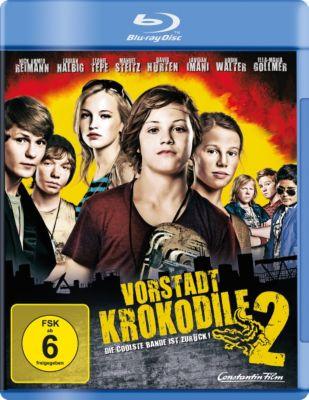 Vorstadtkrokodile 2, Neil Ennever, Christian Ditter, Max Von Der Grün
