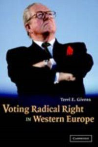 Voting Radical Right in Western Europe, Terri E. Givens